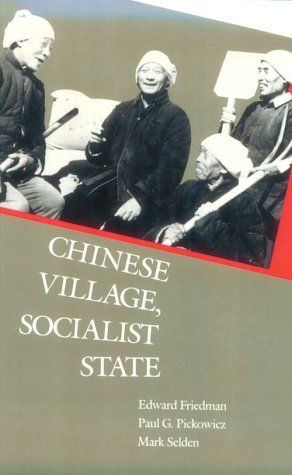 Chinese Village, Socialist State   1991 (Reprint) edition cover