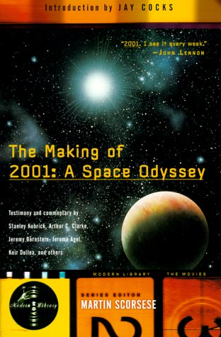 Making of 2001 A Space Odyssey  2000 edition cover