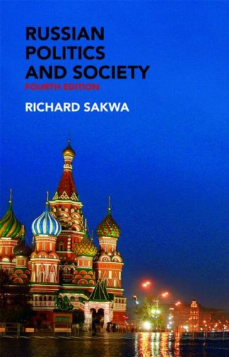 Russian Politics and Society  4th 2008 (Revised) 9780415415286 Front Cover