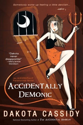 Accidentally Demonic   2010 edition cover