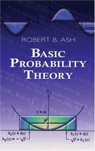 Basic Probability Theory   2008 edition cover