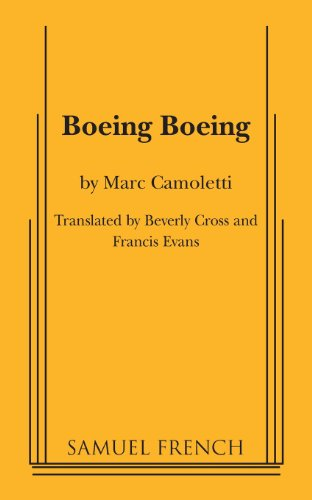 Boeing Boeing (Revival)  N/A edition cover