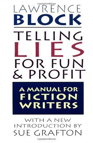 Telling Lies for Fun and Profit A Manual for Fiction Writers Reprint edition cover
