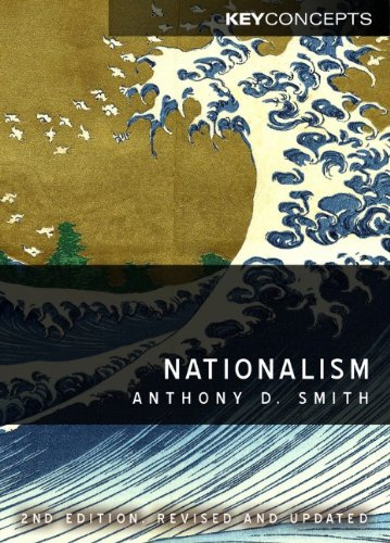 Nationalism  2nd 2011 edition cover