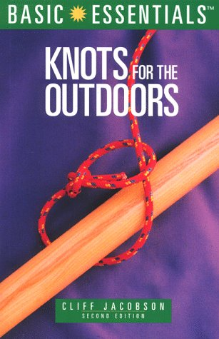 Knots for the Outdoors  2nd 2000 edition cover