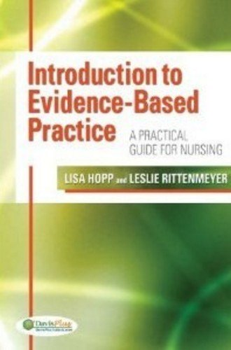 Introduction to Evidence-Based Practice A Practical Guide for Nursing  2012 (Revised) edition cover
