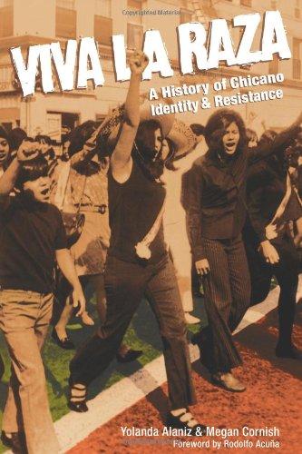 Viva la Raza A History of Chicano Identity and Resistance  2008 edition cover