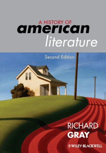 History of American Literature  2nd 2012 edition cover