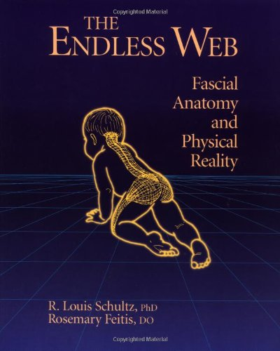 Endless Web Fascial Anatomy and Physical Reality N/A 9781556432286 Front Cover