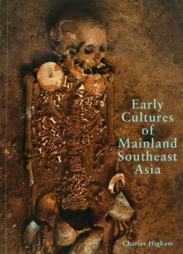 Early Cultures of Mainland Southeast Asia  2003 edition cover