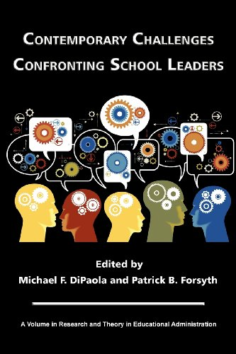 Contemporary Challenges Confronting School Leaders:   2012 edition cover