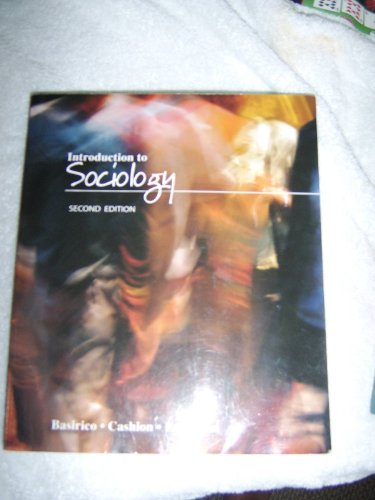 Introduction to Sociology 2nd 2005 edition cover