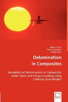 Delamination in Composites N/A 9783836499286 Front Cover