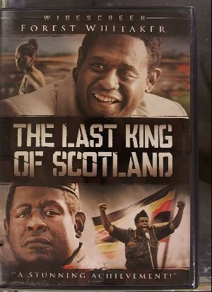 The Last King of Scotland DVD (Widescreen) System.Collections.Generic.List`1[System.String] artwork