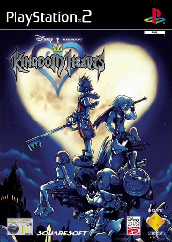 Kingdom Hearts (PS2) PlayStation2 artwork