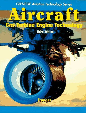 Aircraft Gas Turbine Engine Technology  3rd 1996 edition cover