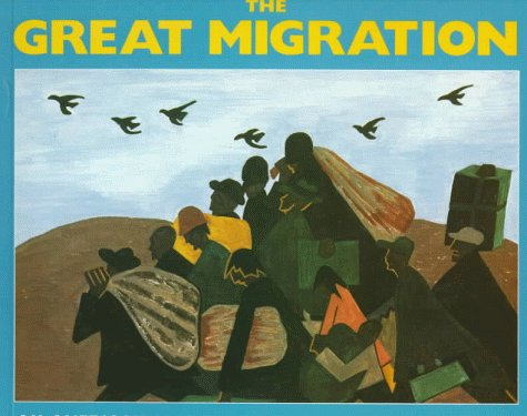 Great Migration An American Story Reprint  edition cover
