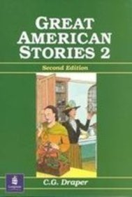 Great American Stories An ESL/EFL Reader 2nd 1994 edition cover