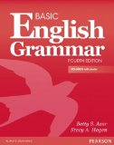 Basic English Grammar B:   2014 edition cover