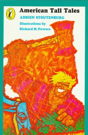 American Tall Tales   1976 edition cover