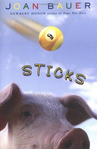 Sticks   1996 edition cover