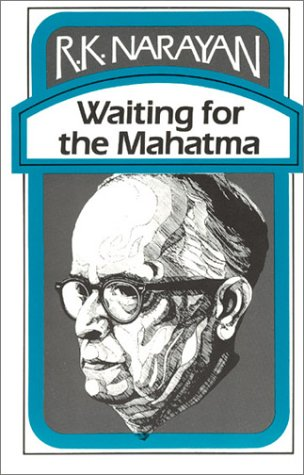Waiting for Mahatma  Reprint  9780226568287 Front Cover