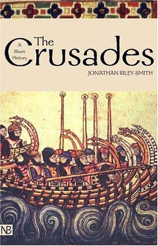 Crusades A History 2nd 2005 edition cover