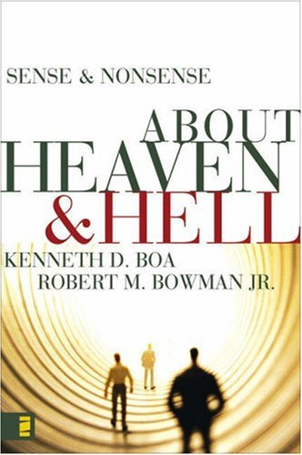 Sense and Nonsense about Heaven and Hell   2007 edition cover