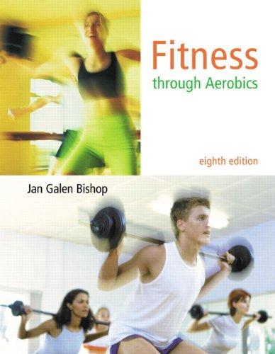 Fitness Through Aerobics  8th 2011 edition cover