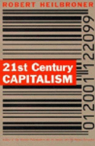 Twenty First Century Capitalism  N/A edition cover