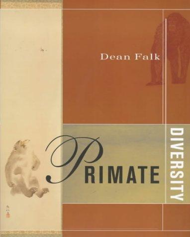 Primate Diversity   2000 edition cover