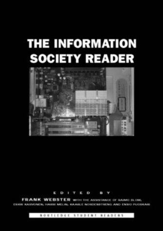 Information Society Reader  2003 edition cover
