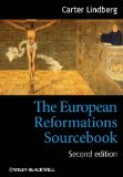 European Reformations Sourcebook  2nd 2013 edition cover