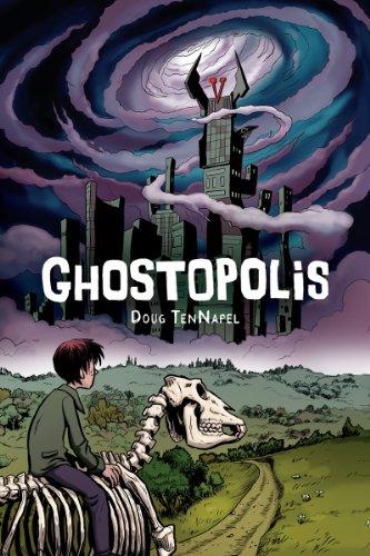 Ghostopolis  N/A edition cover