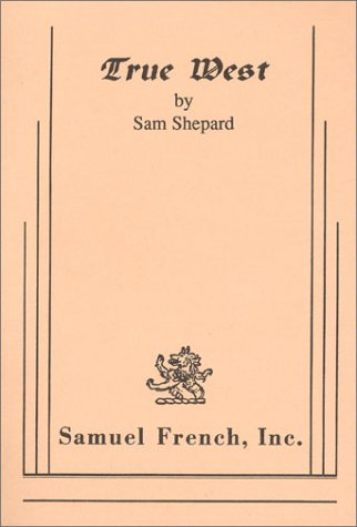 True West   1981 edition cover