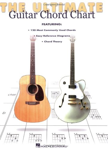 Ultimate Guitar Chord Chart  N/A 9780634000287 Front Cover