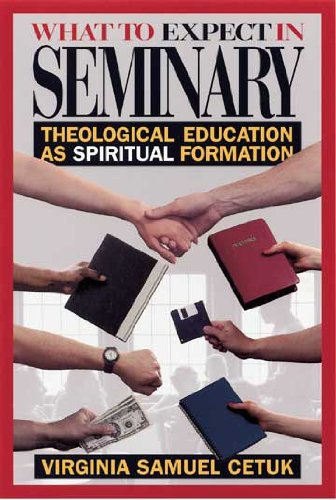 What to Expect in Seminary  N/A edition cover