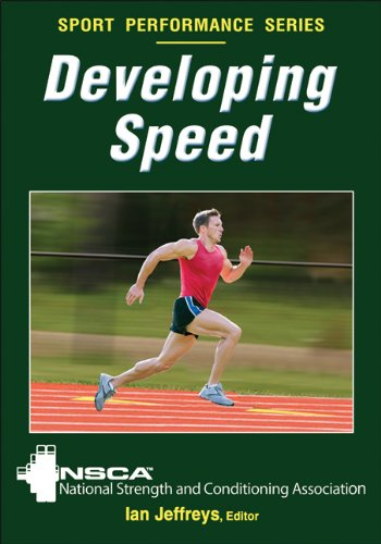Developing Speed:   2013 edition cover