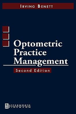 Optometric Practice Management  2nd 2003 (Revised) 9780750674287 Front Cover