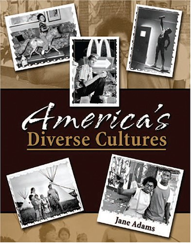 America's Diverse Cultures  Revised  9780757521287 Front Cover