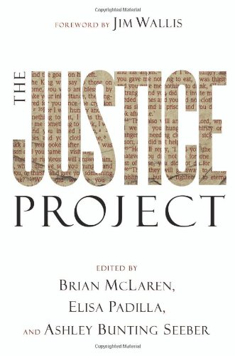 Justice Project   2009 edition cover