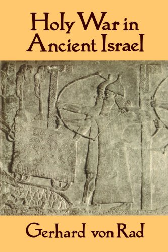 Holy War in Ancient Israel   1991 9780802805287 Front Cover