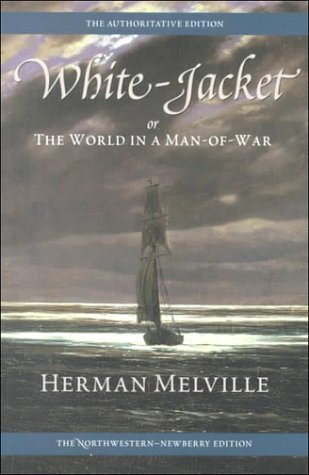 White-Jacket Or the World in a Man-of-War  2000 edition cover