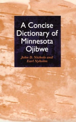 Ojebwewi-Ikodowinan   1995 (Revised) edition cover