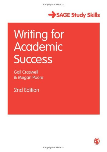 Writing for Academic Success  2nd 2012 edition cover