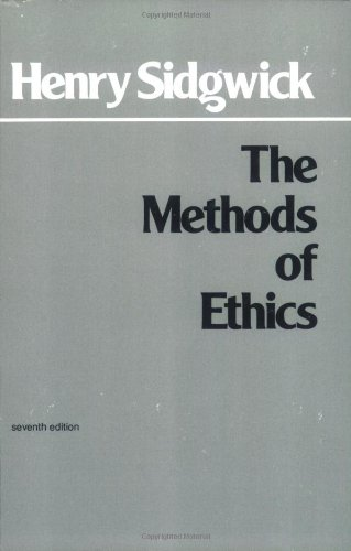 Methods of Ethics  7th (Reprint) edition cover