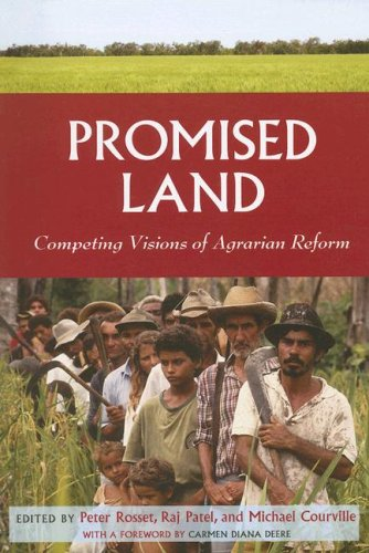Promised Land Competing Visions of Agrarian Reform  2006 edition cover