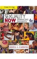 Cengage Advantage Books: Sexuality Now Embracing Diversity 4th 2013 edition cover