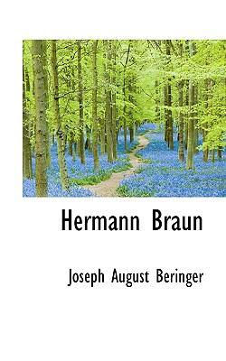 Hermann Braun  N/A 9781115575287 Front Cover