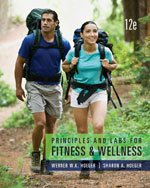 Principles and Labs for Fitness and Wellness  12th 2014 9781133593287 Front Cover